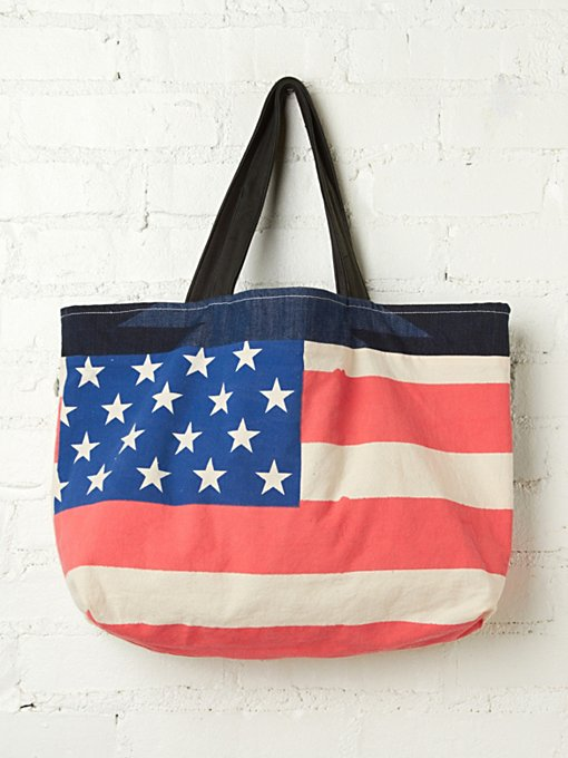 STANDARMAN Dream Reversible Tote in handbags