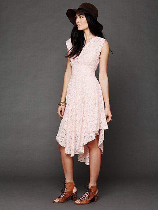FP X Garden of Eden Lace Dress in FP-X