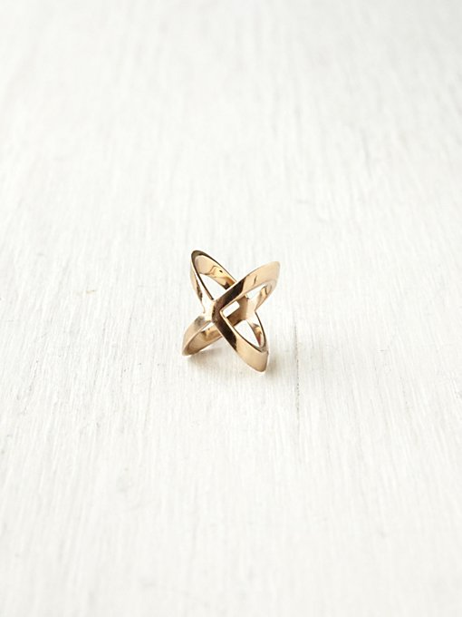 Interlock Midi Ring