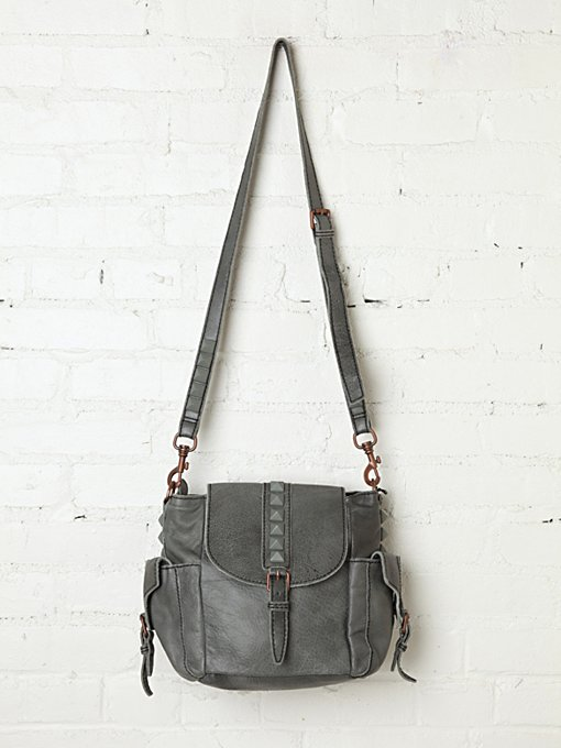 Fina Stud Hobo in accessories-bags