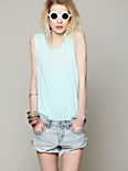 We The Free Ombre Burnout Tank