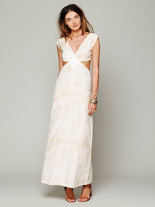 Lindsey Thornburg for Free People Diamond Maxi Dress in white-maxi-dresses