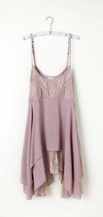 Pieced Lace Tunic in intimates-all-intimates