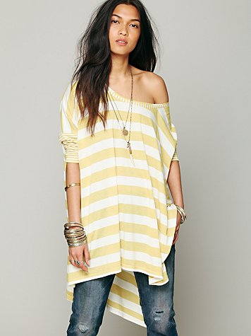 Free People Striped Big Dipper