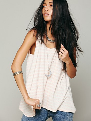 Free People We The Free Printed Millie Tank