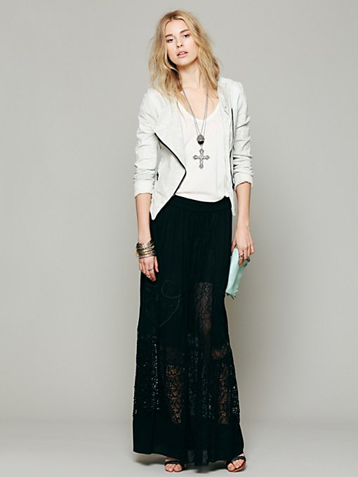 Free People FP X Lady Victoria Maxi in maxi-skirts