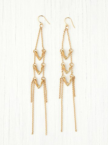 Leah Ball Vera Drop Earring