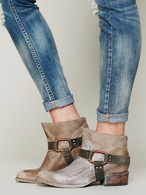 Quartz Ankle Boot in shoes-boots