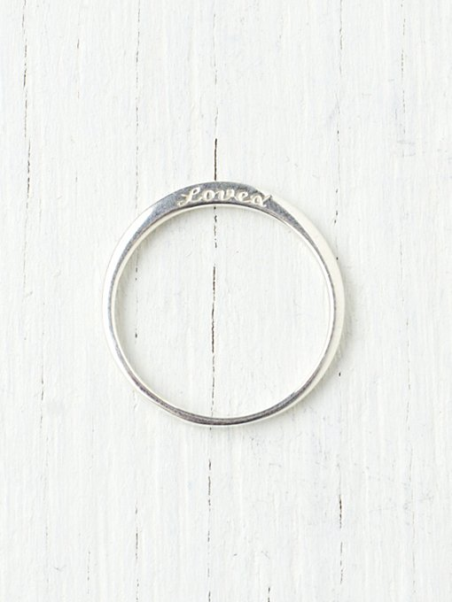 Loved Ring in whats-new-back-in-stock