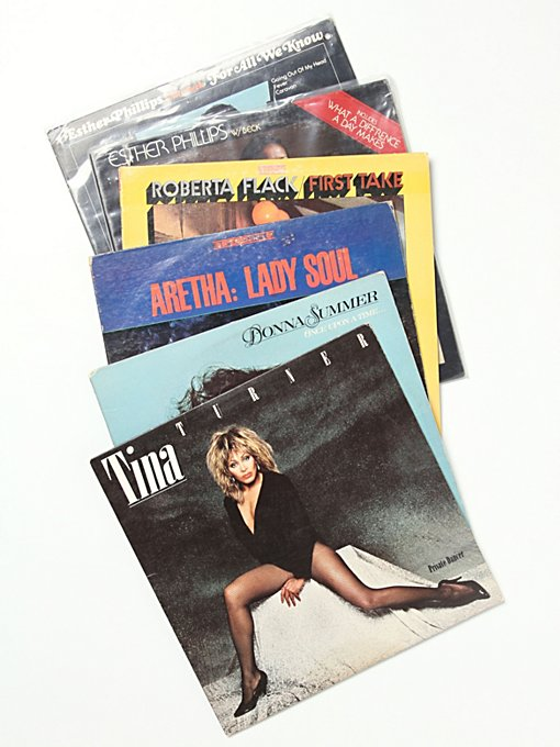 "Vintage ""The Sisters"" Collection of Records in vintage-loves-objects"