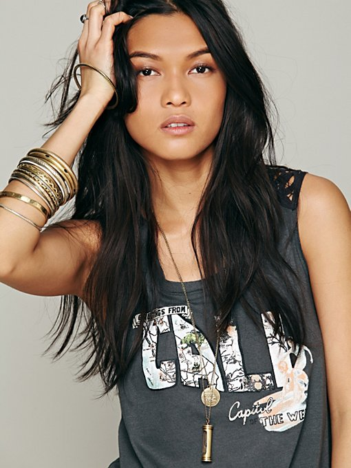 Free People We The Free All Star Tank in knit-tops