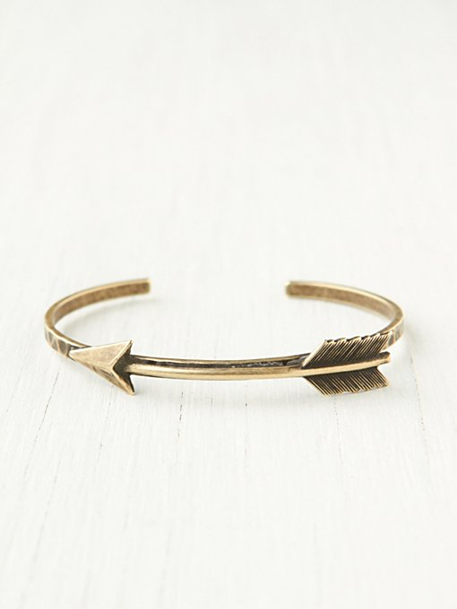 AV MAX Arrow Cuff in bracelets