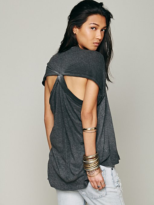 Free People We The Free Mins Drapey Tank in Party-Tops
