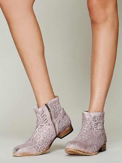 Free People Bloom Ankle Boot in Boots