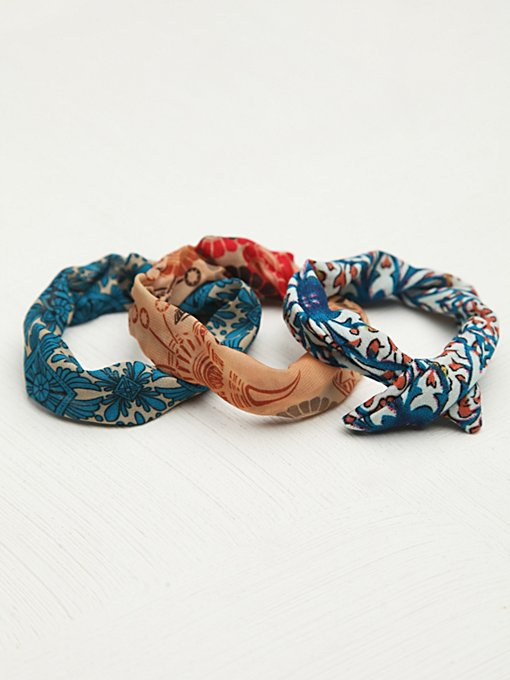 Free People Bun Wire Ties in Hair-Accessories