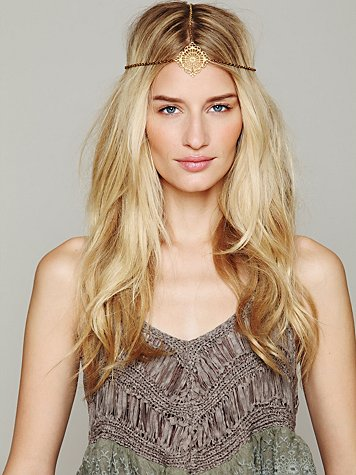 Hard Couture Gypsy Headpiece