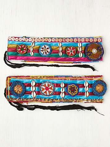 Svelte Beaded Belt