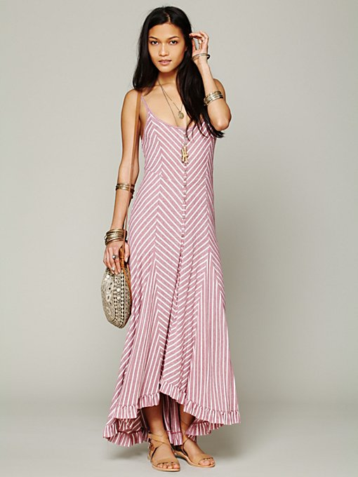 Nice As Pie Dress in clothes-dresses-maxi