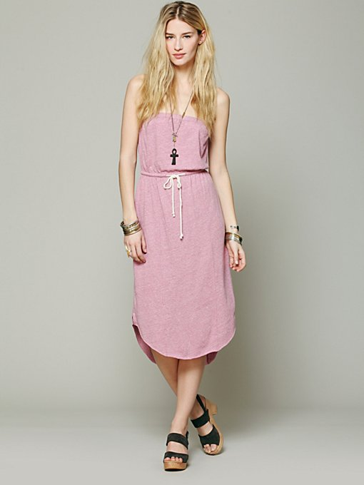 Free People American Babe Dress in Dresses