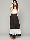 Manina Colorblock Skirt