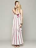 Striped Unearthen Dress