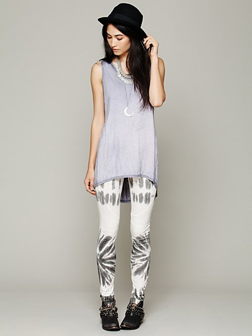Free People Harrington Legging in Leggings