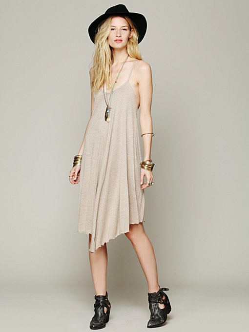 Free People Changing Sides Dress in Beach-Dresses