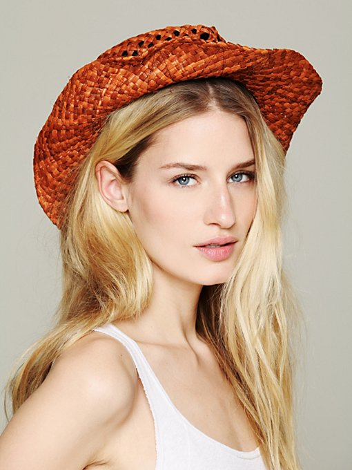 El Paso Cowboy Hat in accessories-hats
