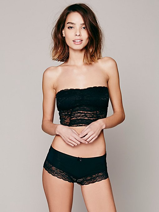 Smooth French Knicker in underwear