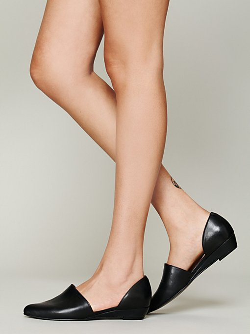 Madison Mini Wedge in flats-loafers