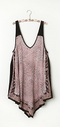 Printed Tunic Slip in intimates-all-intimates