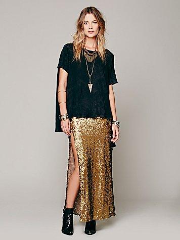 Sale alerts for  Mermaid Sequin Skirt - Covvet