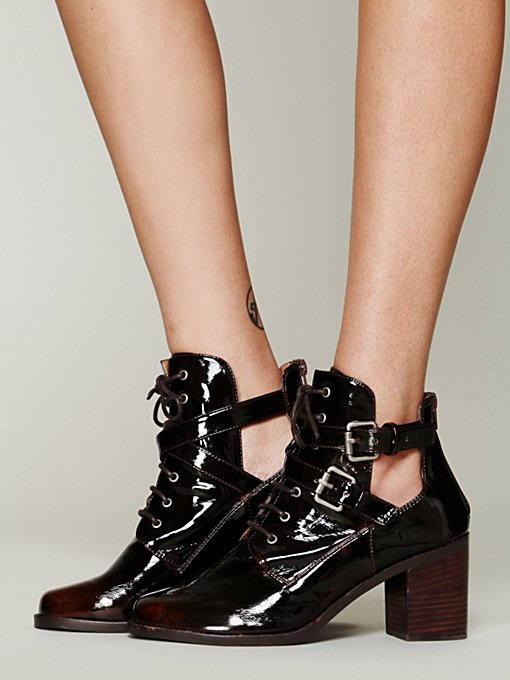 Jeffrey Campbell Wesson Ankle Boot in jeffrey-campbell-boots