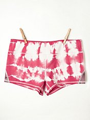 FP Movement Tie Dye Short in Intimates-fp-movement