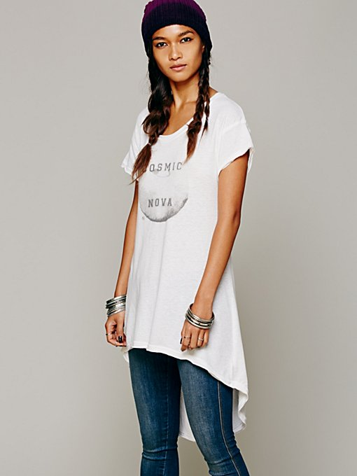 Free People We The Free In My Dreams Tunic