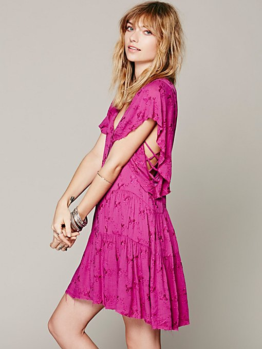 Free People Oh Clementine Dress in Dresses