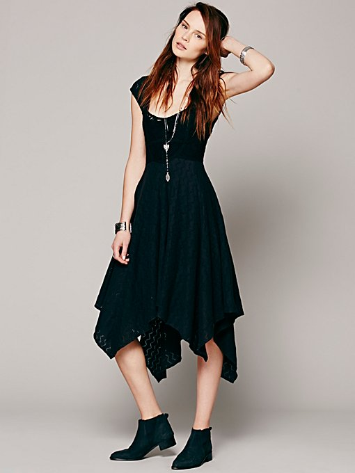 Free People FP X Marcella Midi Dress in Dresses