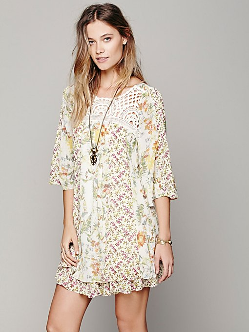 Free People Magic Garden Dress in Dresses