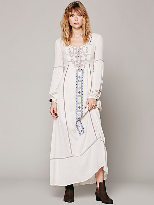 Free People Desert Winds Dress in Dresses