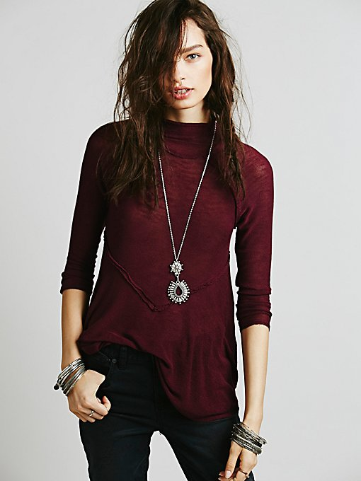 Crossroads Layering Top